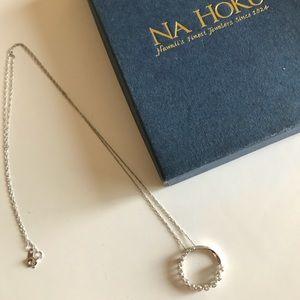 Na Hoku Circle Journey Necklace